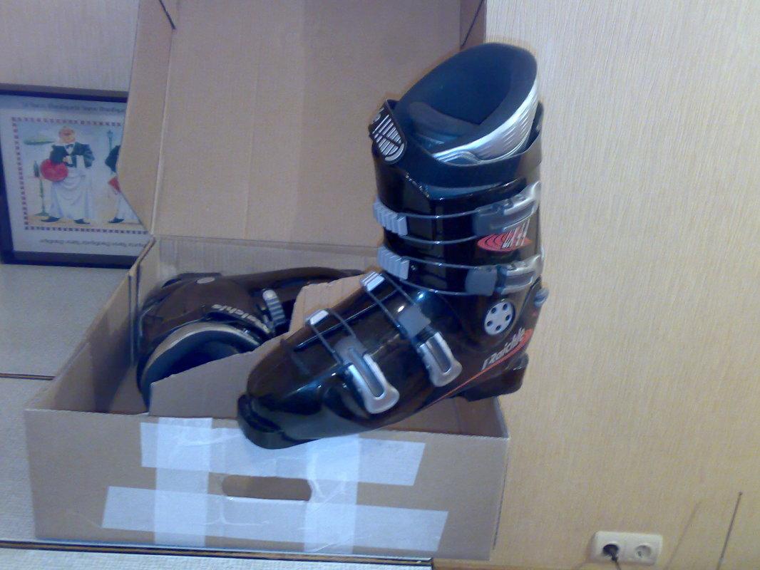 Гірськолижні черевики Salomon Raichle, CX 4,4